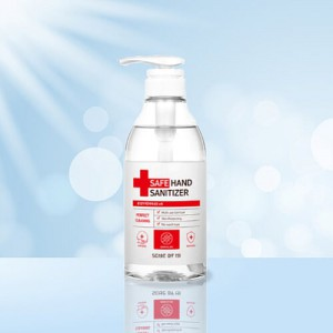 Safe Hand Sanitizer 500ml